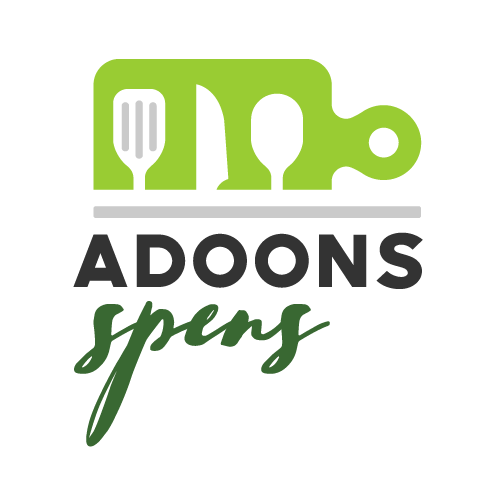 Adoons Spens Logo Design