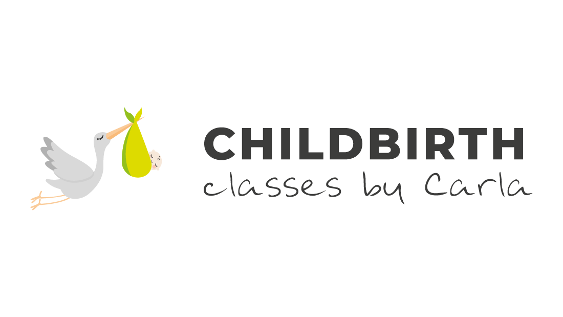 Childbirth Classes by Carla Logo Design