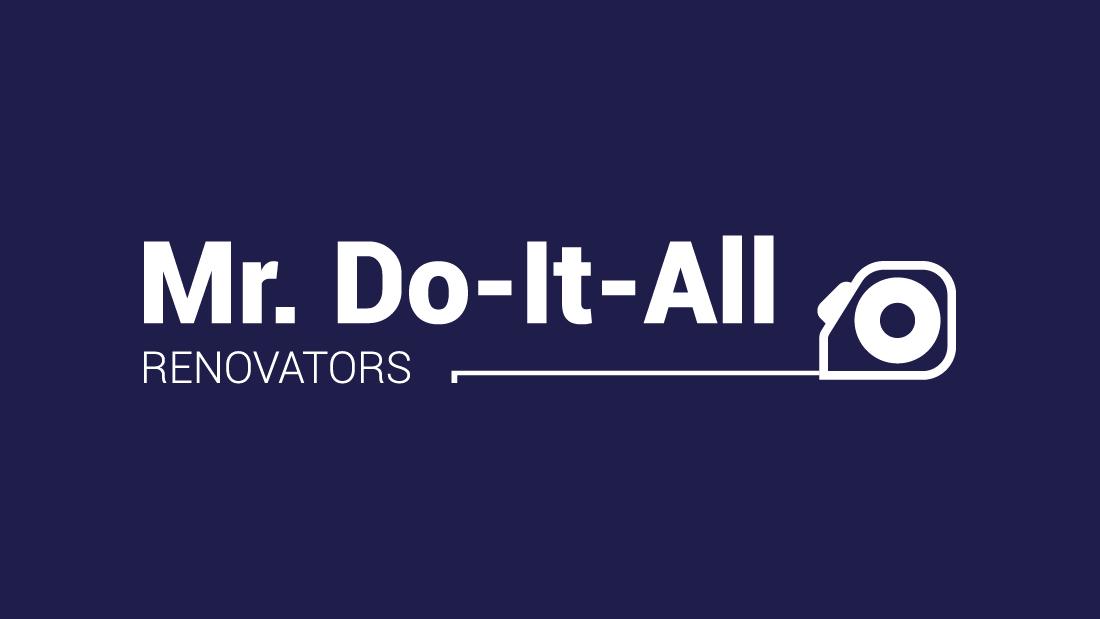 Mr Do It All Logo Design