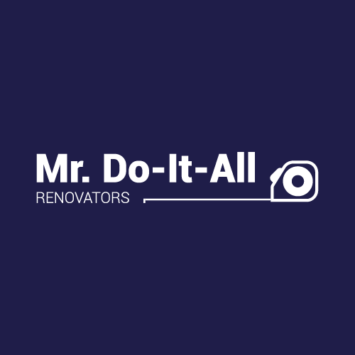 Mr Do It All Logo Design