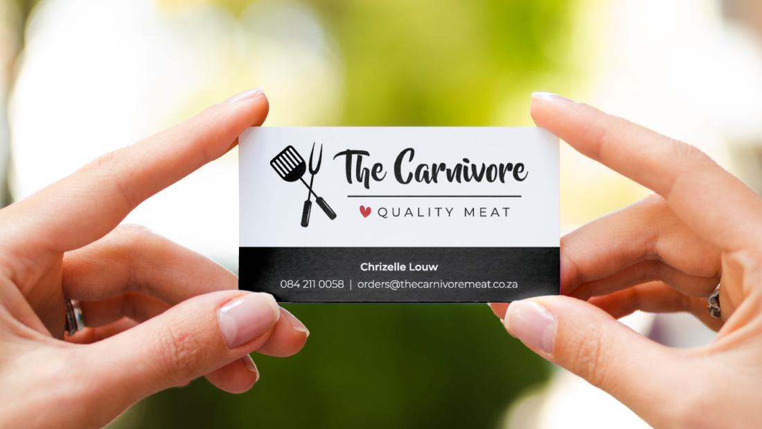 The Carnivore Logo Design