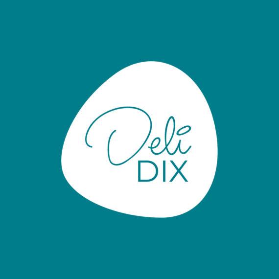 DeliDix - Logo Design